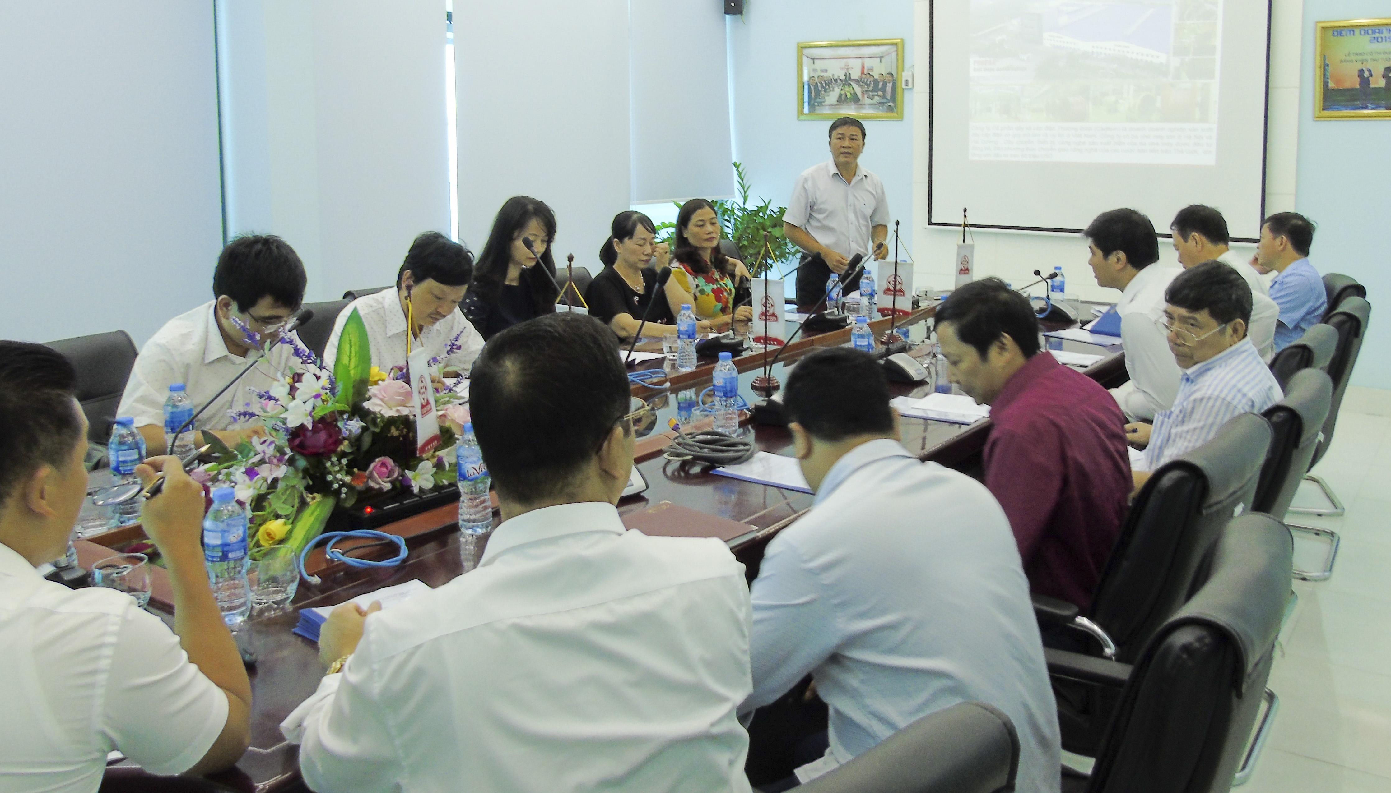 Cụm Công nghiệp Lương Điền – Mô hình điểm trong các khu, cụm công nghiệp của Tỉnh Hải Dương