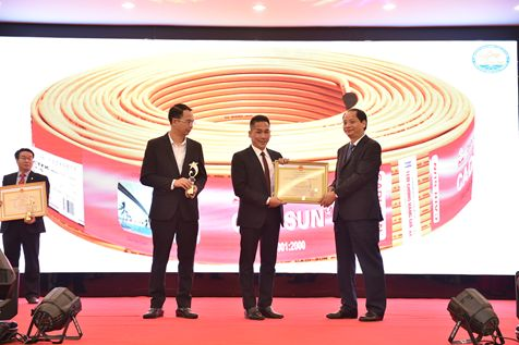 CADI-SUN is ranked in the Top 10 key industrial products of the city in 2019