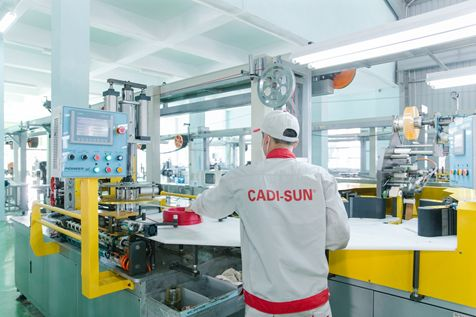 "CADI-SUN - Top 1 Prestigious Brand voted by consumers as ""Vietnamese favourite goods  of consumers in 2019"""